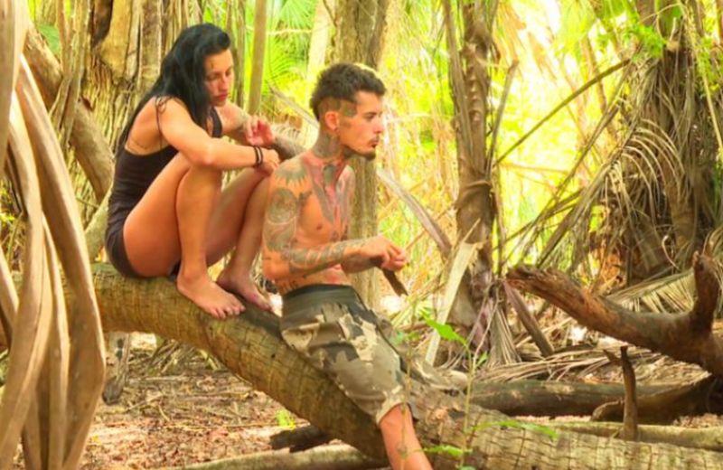 Zanni și Ana Porgras, într-o relație la Survivor? Au spus adevărul