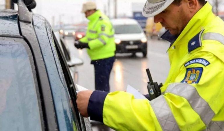 Mesajul viral al unui șofer din Botoșani. Ce a putut să scrie pe procesul verbal
